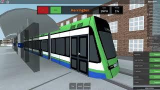 Mind The Gap Classic! Roblox | My Tram Got Stuck! | ItsBlakey Time
