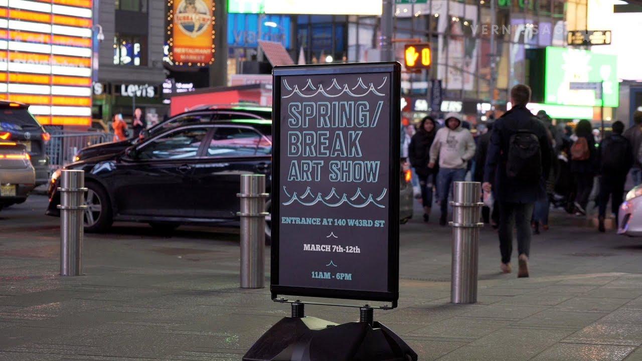 Spring/Break Art Show New York 2018