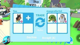 What people trade for neon australian kelpie | Roblox adopt me