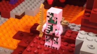 LEGO MINECRAFT: The Nether thumbnail