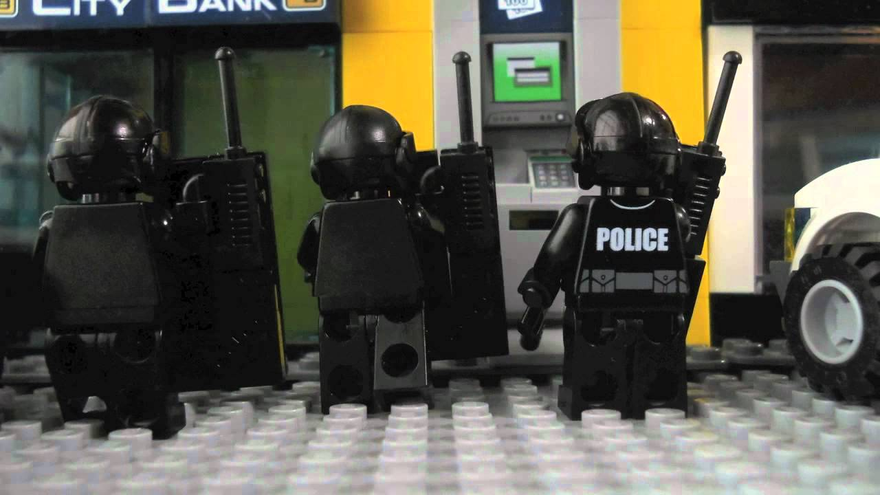Lego City Swat  Clipzuicom