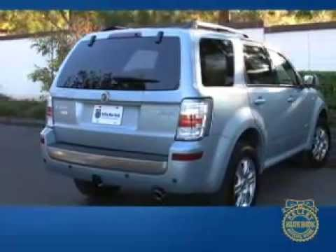 2008 Mercury Mariner Review Kelley Blue Book