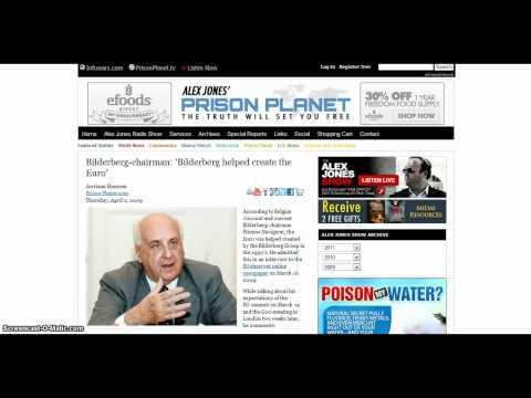 RE: George Soros & Bilderberg Plans