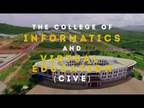University of Dodoma - College of Informatics and Virtual Ed