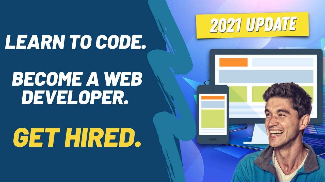 Learn to Code. Get Hired. | The Complete Web Developer in 2021: Zero to Mastery