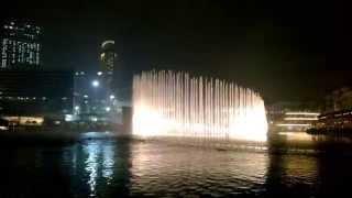 The Dubai Fountain in 4K - Shot with the Nokia Lumia 930