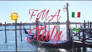 FMA Italy I Finja and Svea