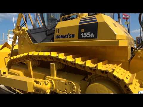 Komatsu D155A