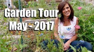 garden tour may 2017