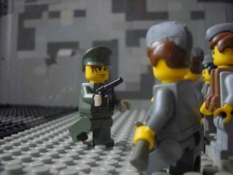 LEGO Call of Duty - Battle of Stalingrad - YouTube
