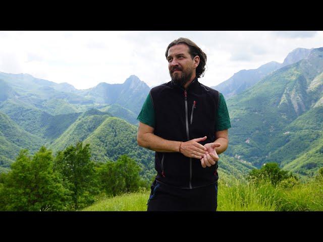La Natura come Terapia, Gianmarco Meucci
