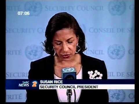UN calls for peace on the Sudan borders