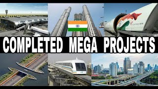 India's Completed Mega Projects || Which has Changed India || Hindi || Debdut YouTube