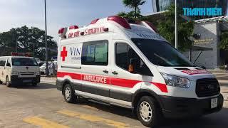 Dàn xe y tế siêu khủng chuẩn bị cho TUẦN LỄ CẤP CAO APEC 2017 ở Đà Nẵng