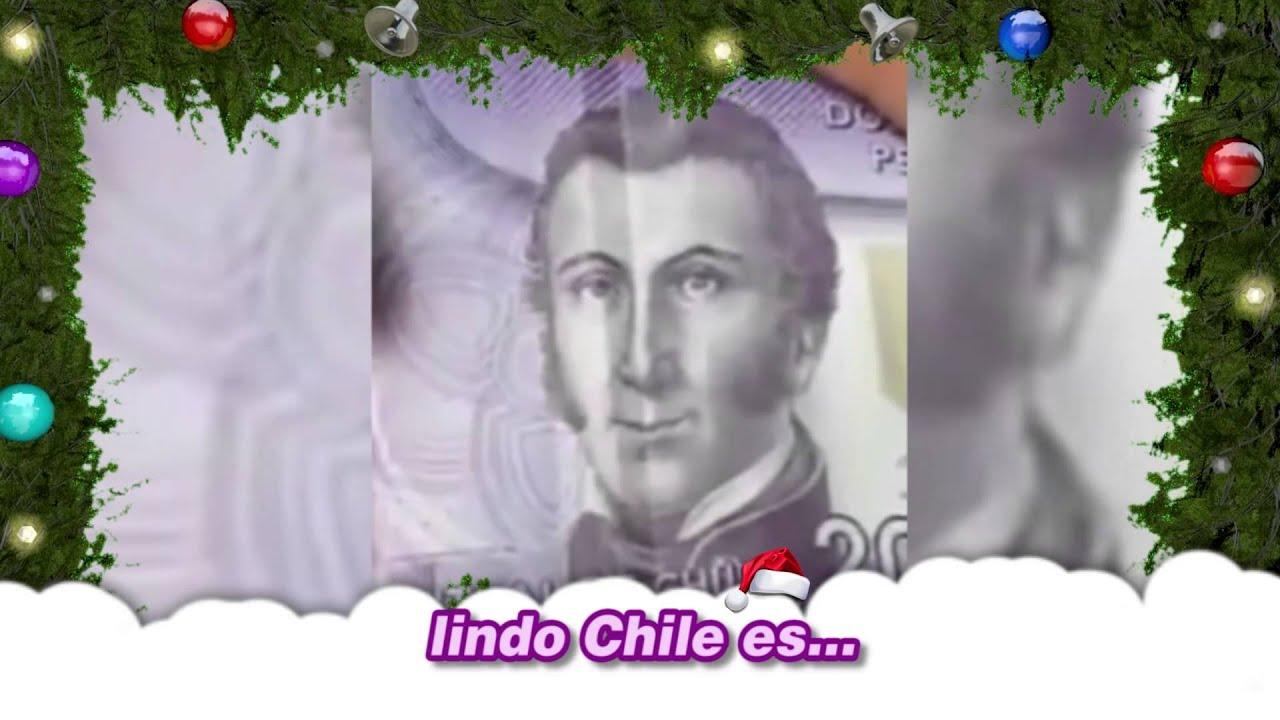 'Lindo Chile es' Villancico-  Chile 2015