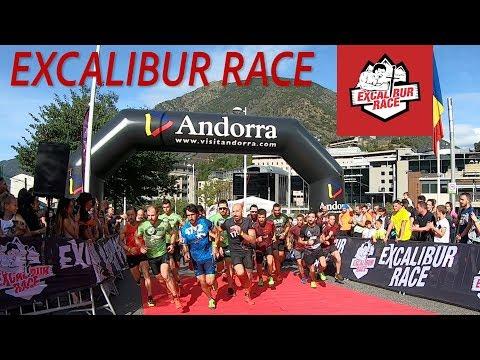 EXCALIBUR Race 2019!!! - OCR (ANDORRA) 🇦🇩