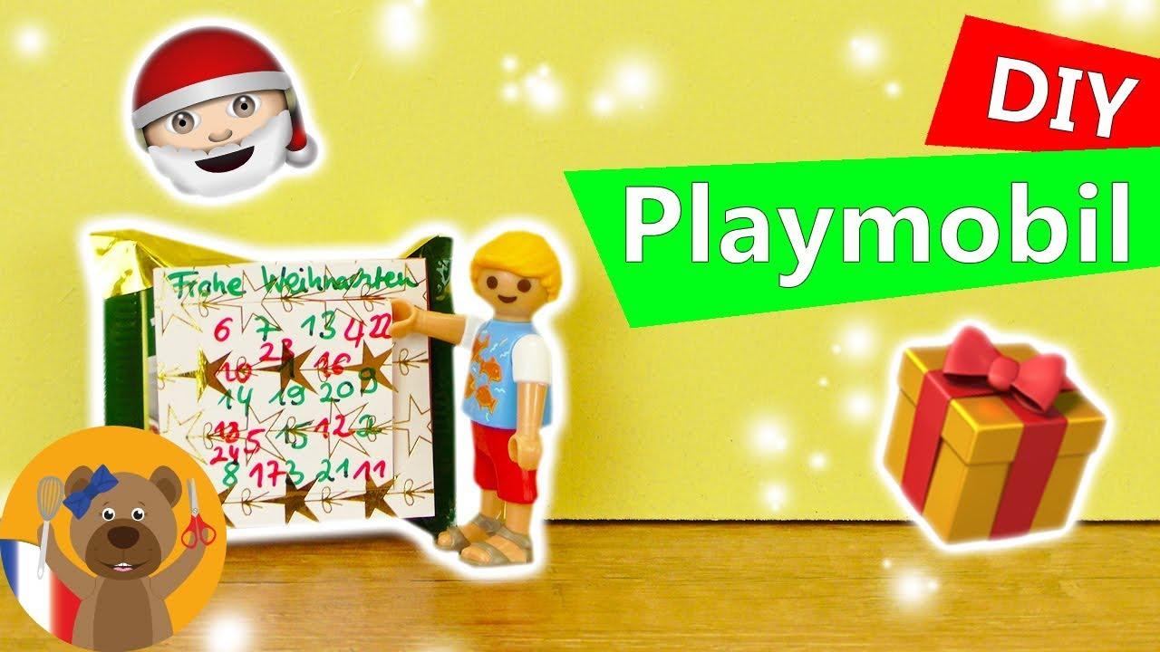 calendrier de l 39 avent faire soi m me pour playmobil. Black Bedroom Furniture Sets. Home Design Ideas