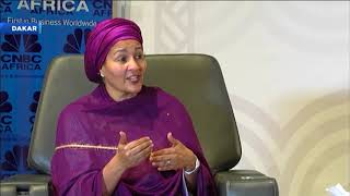 Sustainable Development, Sustainable Debt: Amina Mohammed on debt sustainability & SDGs in Africa