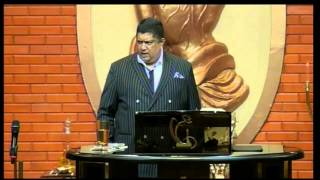 Four Factors to Advancement by Rev. Dr. Ernest V George (11th January 2015)