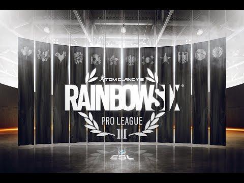 Rainbow Six Pro League - NA - Season 7 - play day #1