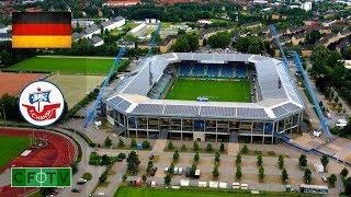 Https://www.facebook.com/classicfootballtv/https://www.instagram.com/classicfootballtv/ostseestadion is the home stadium of f.c. hansa rostock, a german foot...