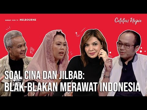 Soal Cina dan Jilbab: Blak-Blakan Merawat Indonesia | Catatan Najwa