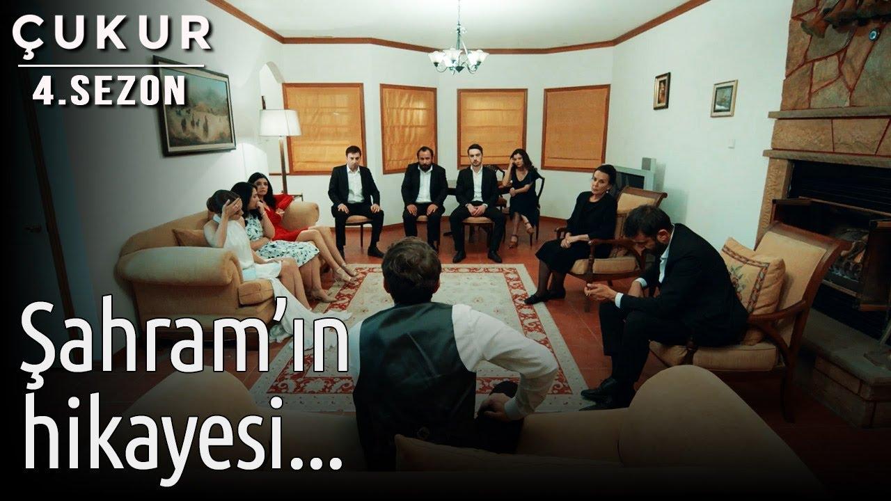 Çukur 4.Sezon 38.Bölüm – Şahram'ın Hikayesi…