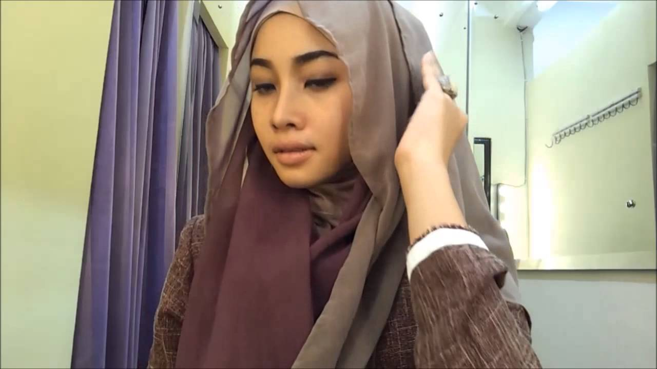 Hijab Tutorial 9 Comfy Hijab By Irna Dewi YouTube