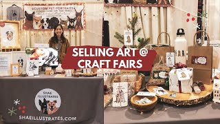 Фото What Its Like To Prep For A Craft Fair ⭐️vlog My First Time As A Vendor
