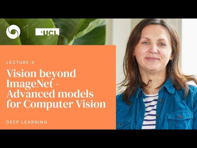 Au-delà de la classification \: modèles avancés pour la vision par ordinateur