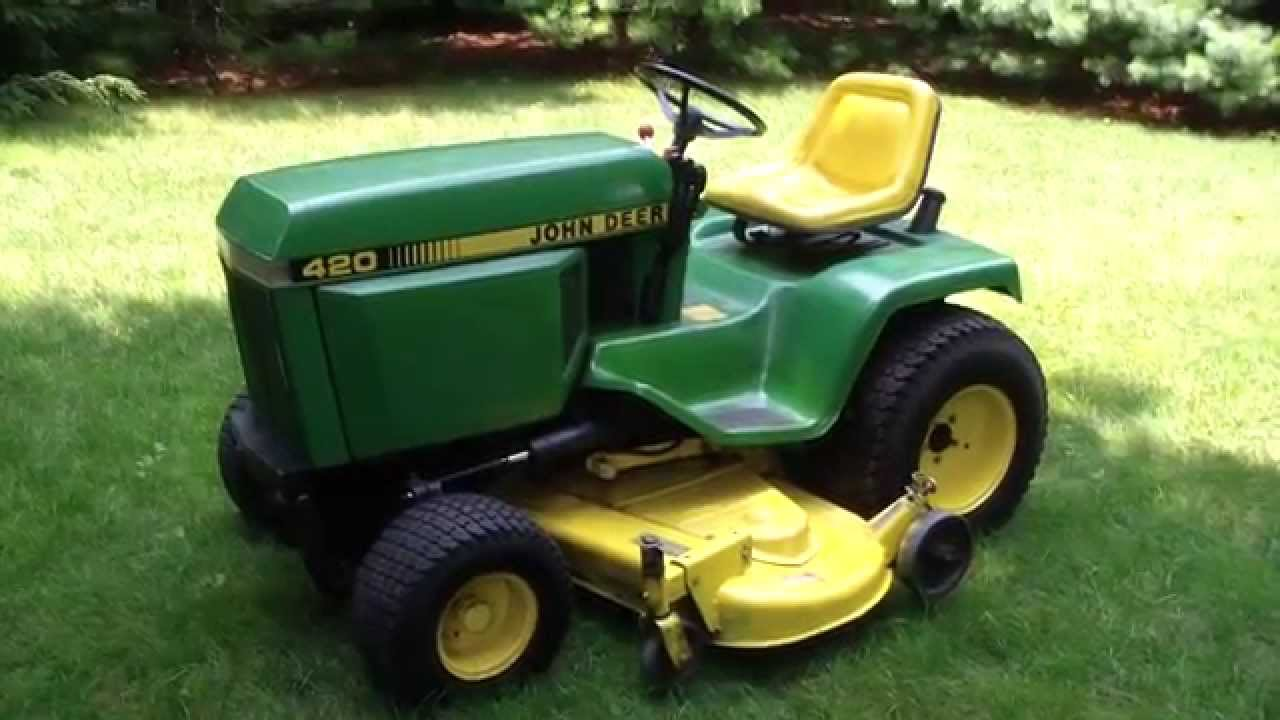 Lawn And Garden Tractor : Diagram of john deere garden tractor free