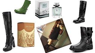 Покупки: сапоги, валенки, парфюмы Gucci & Carla Fracci LaModa