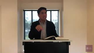 The Covenant Community And The God Who Is Trinity (2 Corinthians 13:11-14) by Bro Joshua Gurango