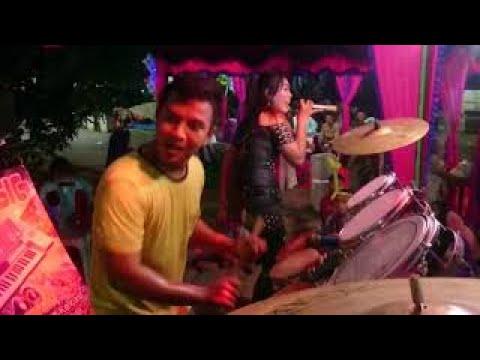 ANEKA MUSIC BAGAN BATU KM 16 KENCANA DJ ADEXX AM FEAT DAYAT GONDANG