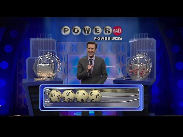Powerball 20200129