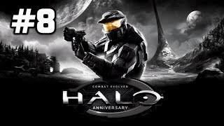Halo Combat Evolved Anniversary With Manny Episode 8: Keep The Captain Alive