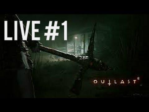 [Rediff] L'aventure sur Outlast II #1