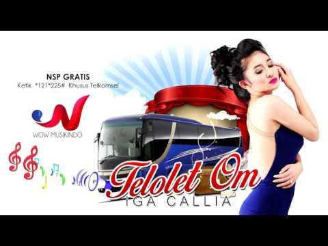 Iga Callia   Telolet Om Official Video Lyric