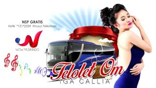 Iga Callia Telolet Om Official Video Lyric