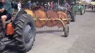 Vintage Vehicles - Cars and Tractors - Brayshaw Heritage Park open day - Blenheim New Zealand