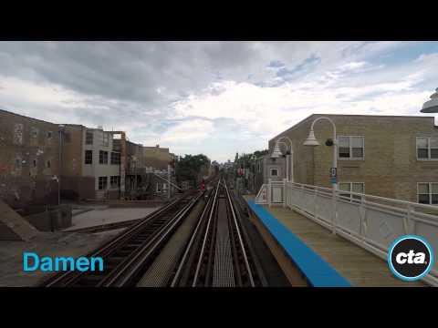 CTA Ride the Rails: Blue Line to Forest Park (2015)