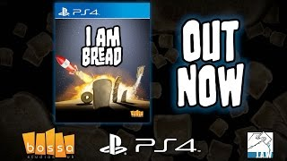 I Am Bread - PS4 Launch Trailer