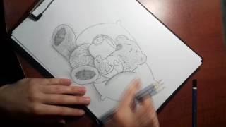 How to draw a Tatty Teddy