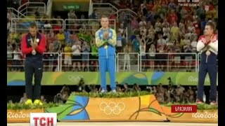 Олег Верняєв виборов для України першу золоту медаль на Олімпійських іграх