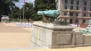 2014夏 アナポリス米海軍士官学校にて