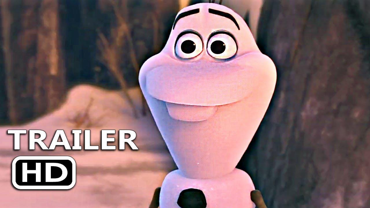 ONCE UPON A SNOWMAN Teaser Trailer (2020) Disney Movie