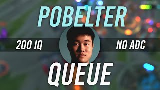 Imaqtpie - POBELTER QUEUE ft. Dyrus, IWDominate