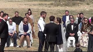 2019 Kaitlyn And Wes Full Wedding Ceremony - Edited Sound