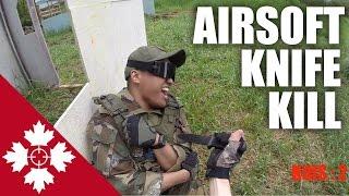 Knife MURDERER | Airsoft TTT