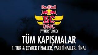 Red Bull BC One Cypher Turkey 2016 Tüm Kapışmalar